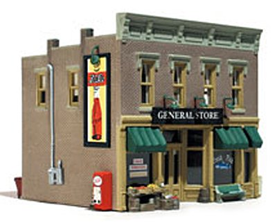 Woodland Scenics N Scale Built-&-Ready Structures Lubener's for sale  Delivered anywhere in USA