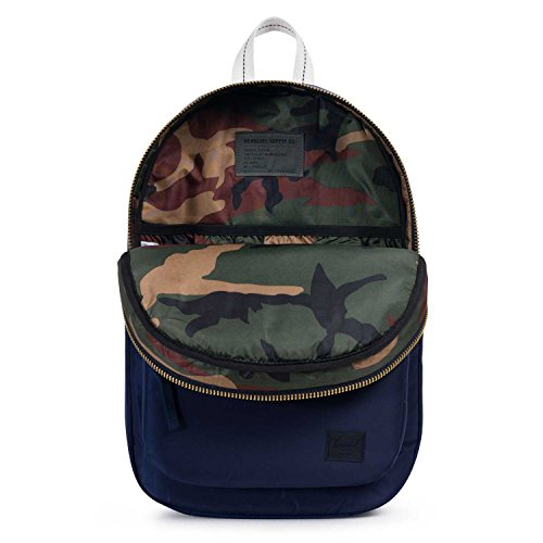 Herschel Lawson Surplus Rucksack dunkelblau / gold 8zjR7AT
