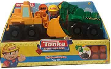 Shopping Tonka - Construction Vehicles - $25 to $50 - Toy