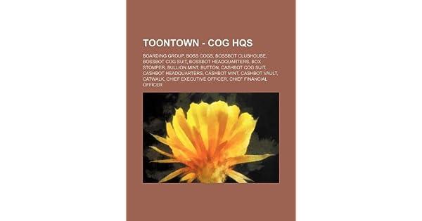 Toontown - Cog HQs: Boarding Group, Boss Cogs, Bossbot