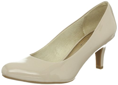 LifeStride Women's Parigi Dress Pump, Tender Taupe Glory, 5 M US