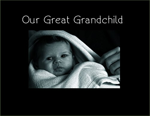 Havoc Gifts 3066-SB Our Great Grandchild Engraved Photo Frame, (Havoc Gifts)