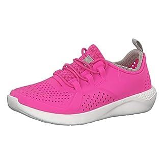 Crocs Kids' LiteRide Pacer Sneaker | Comfortable Kids' Sneaker