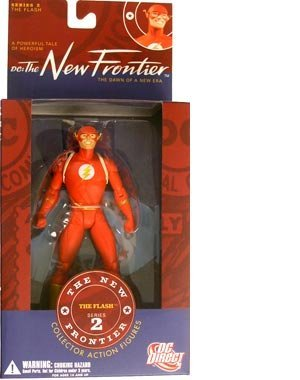 alta calidad general New Frontier Series 2 - Flash Flash Flash by Diamond Comic Distributors  salida