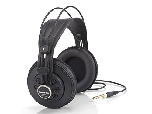 Samson SR850 Semi-Open Back Studio Reference Headphones