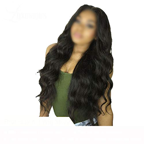 Lace Front Human Hair Wigs Women Pre Plucked Hairline With Baby Hair Brazilian Remy Hair,26inches