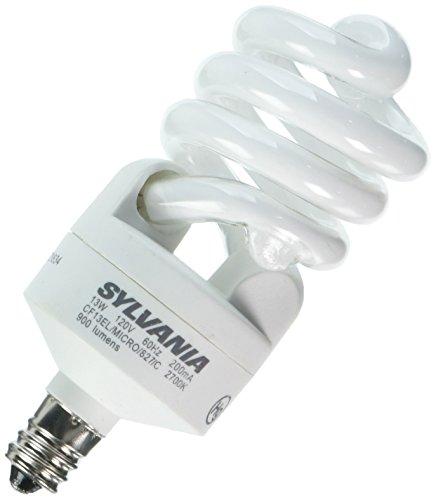 Sylvania 26941 Candelabra Compact Fluorescent