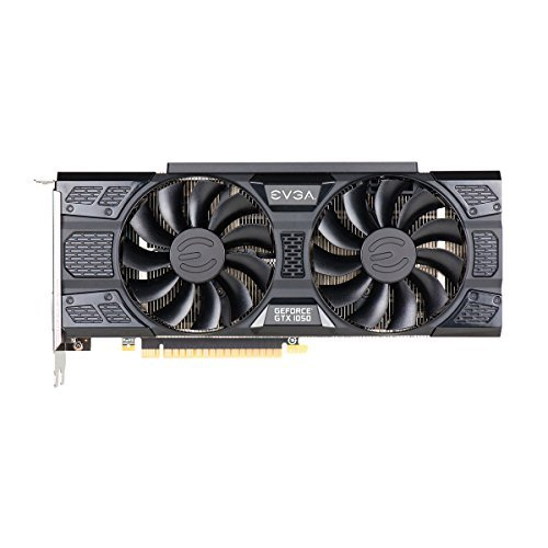 EVGA GeForce GTX 1050 Ti SC Gaming, 4GB GDDR5, DX12 OSD Support (PXOC) Graphics Card 04G-P4-6253-KR
