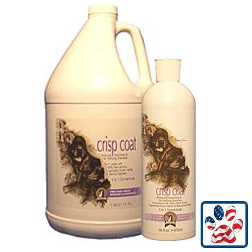 #1 All Systems Crisp Coat Botanical Texturizing and De-Toxifying Shampoo-Gallon (Rosemary Shampoo Purifying)