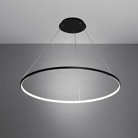 LightInTheBox 30W Pendant Light Modern Design/LED Ring Lighting Fixture  Acrylic Chandeliers For Office Showroom
