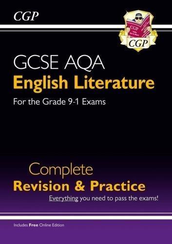 GCSE AQA English literature : complete revision & practice.