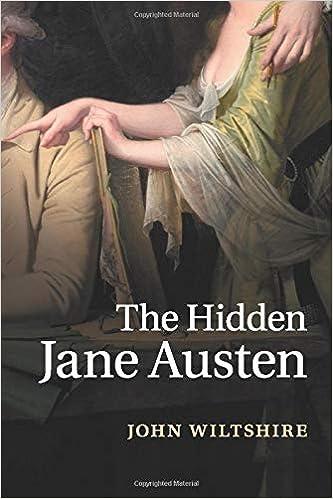 Amazon.com: The Hidden Jane Austen (9781107643642): John ...
