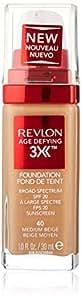 Revlon Age Defying Firming and Lifting Makeup, Medium Beige
