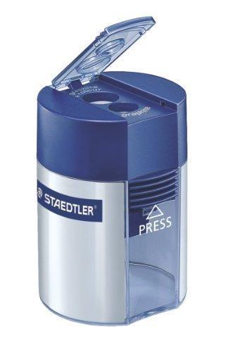 Staedtler Double-hole Tub Pencil Sharpener(2Pack)