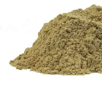 organic yarrow flower powder - 1