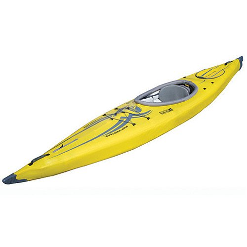 Advanced Elements AirFusion Elite Kayak, Yellow