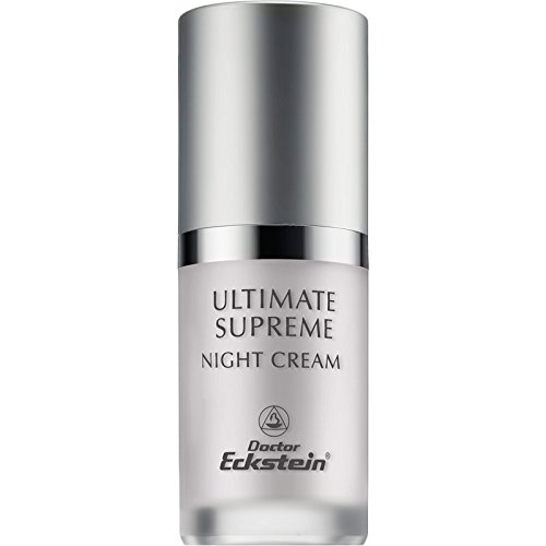 Doctor Eck pietra biokosmetik Ultimate SUP. Night Cream, 15ML Doctor Eckstein BioKosmetik 056103