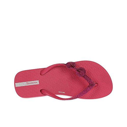 oscuro niñas Flip Flops Lolita Ii rosa para Ipanema 0qxFP8w0