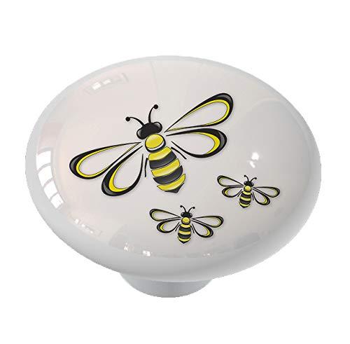 Bumble Bee Flight Drawer/Cabinet Knob by Gotham Decor