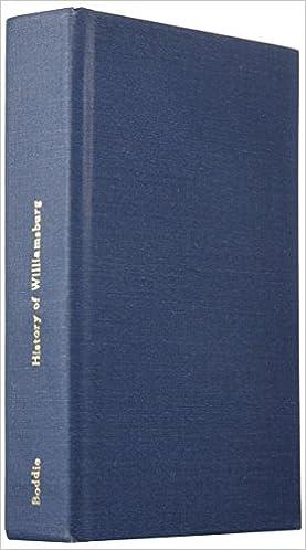 Amazon com: History of Williamsburg, South Carolina