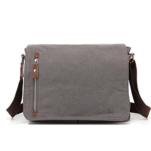 pengweiBolsa de lona bolsa de hombro casual bolso bolsa de mensajero , 1 3