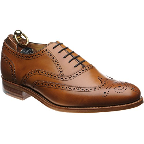Haring Haring Carnaby, Mannen Lace Up Brogues Bruin