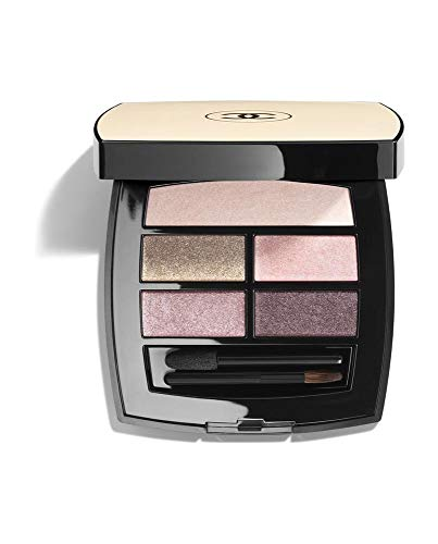 Chanel Les Beiges Healthy Glow Natural Eyeshadow Palette Deep (Chanel Eye)