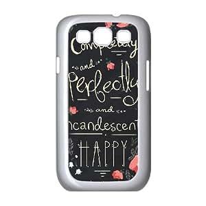 Austen Happy Samsung Galaxy S3 9 Cell Phone Case White gift pp001_6425688