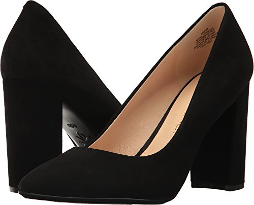 Nine West Women's Astoria Pump Black Suede 6 Medium US from Nine West
