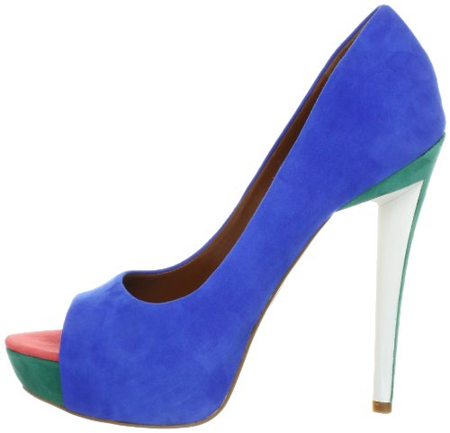 Pompe Blue Claudius2 Femmes Multi 9 nbsp;platform Boutique z6q4C4