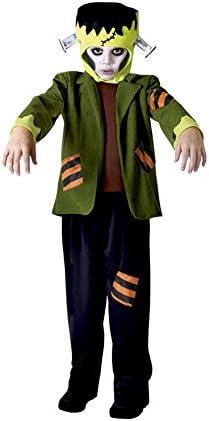 Disfraz de Monstruo Franky para niño: Amazon.es: Juguetes y juegos