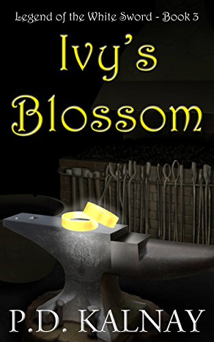 The front cover of Ivy's Blossem