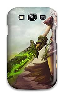 High Quality PaM-878XMPSDYjA League Of Legends Blooper Tpu Case For Galaxy S3