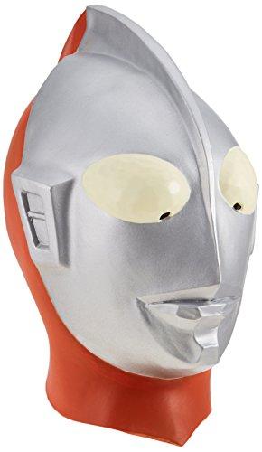 Ultraman Cosplay Mask [JAPAN] (Geisha Costume Party City)