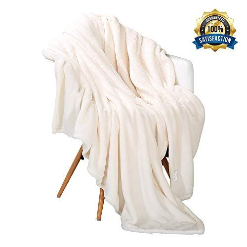 Panku Flannel Fleece Blanket Lightweight Throw product image
