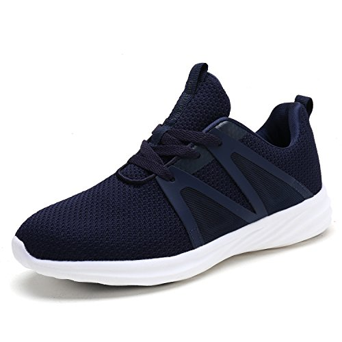 DREAM PAIRS Women's Navy Athletic Walking Shoes C0191_W Size 5 M US