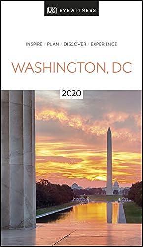 DK Eyewitness Washington, DC: 2020 (Travel Guide)