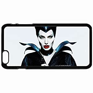 Cover Case For Iphone 6 4.7 Inch Maleficent Custom Protective Hard Plastic Mobile Phone Cases For Girls
