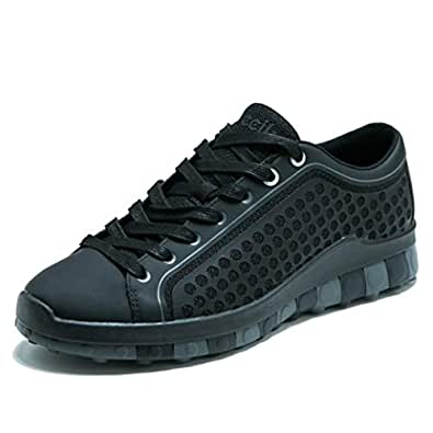 Ccilu Women's Sneakers, Horizon Beyond Running Shoes; Supportive Lace-up Trainers w/Flexible Sole for Comfortable Exercise, Casual Sporty Shoes for Gym Workout, Sports and Everyday Comfort