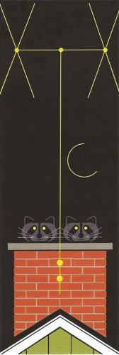 Charley Harper Lithograph-