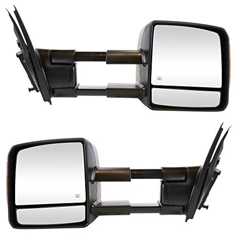 Toyota Tundra Towing Mirrors - 6