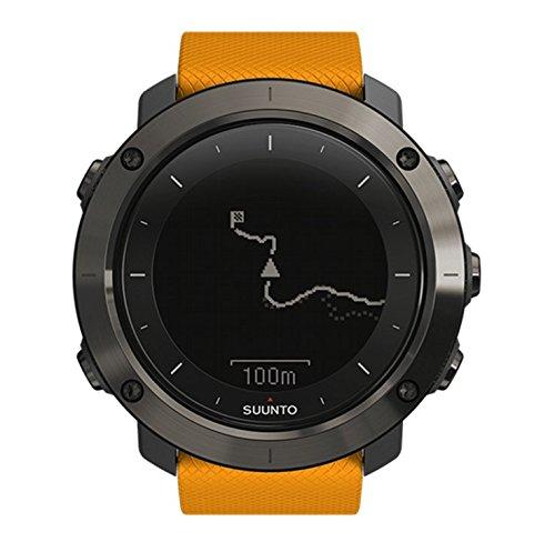 Suunto Traverse Amber GPS Outdoor Watch - AW16 - One - Orange