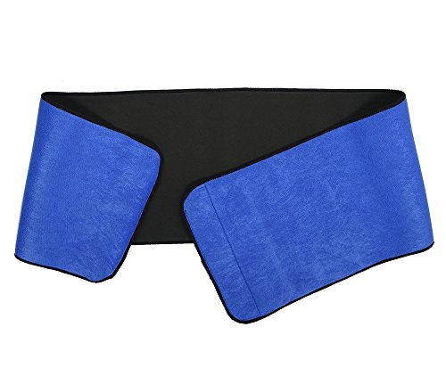 Waist Slimmer Belt Adjustable Waist Trimmer Belt-One Size...