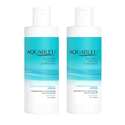 Aquableu Argan Shampoo Conditioner Damaged product image