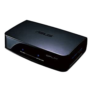 Asus O!Play HDP-R1 - Lector multimedia (Full HD, HDMI), color negro