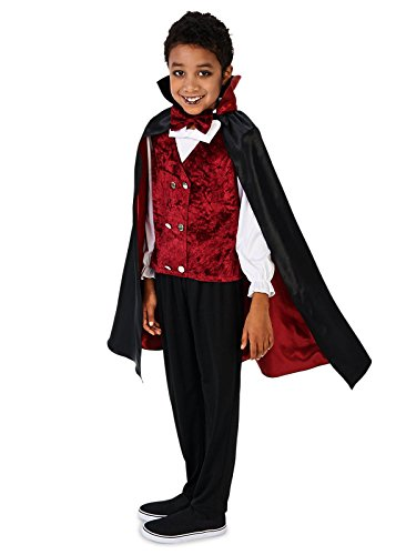 Transylvanian Vampire Child Costume M