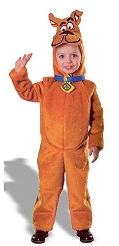 Fancy Scooby Doo Deluxe Child Halloween Costume (Scooby Doo Fancy Dress Adults)