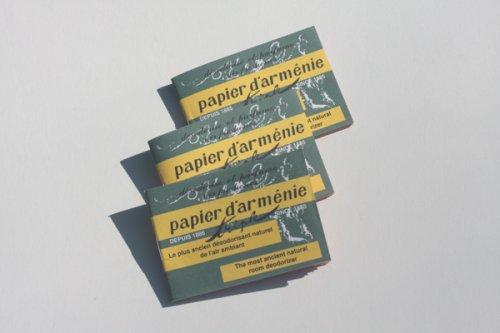 le-papier-darmenie-set-of-3-booklets