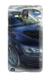 Hot 9831253K48591446 Hot Tpu Cover Case For Galaxy/ Note 3 Case Cover Skin - Audi A7 30