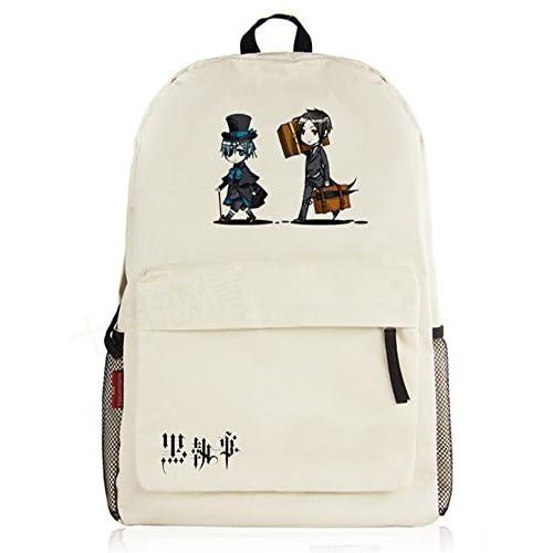 Siawasey Cute Anime Bookbag Backpack School Bag Shoulder Bag